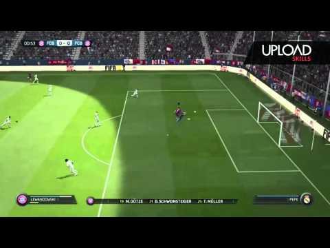 Top 5 CO-OP season goals