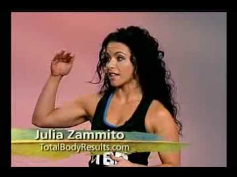 Keep your New Year's Fitness Resolution & Burn Fat Fast! With Fitness Expert Julia Zammito
