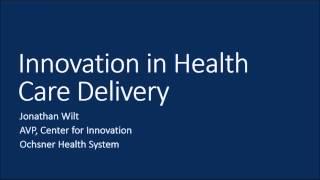 Mobile Health at Ochsner: Apple HealthKit & Epic Integration