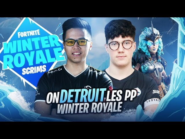 ON DÉTRUIT LES PP WINTER ROYALE AVEC NAYTE