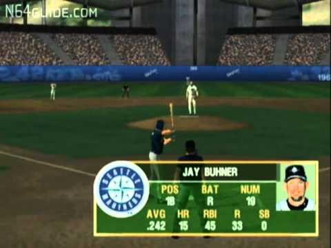 All-Star Baseball 2000 - N64 Gameplay