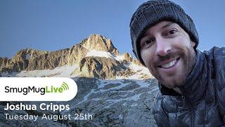 SmugMug Live! Episode 36  - Joshua Cripps - 4 Essential Elements in Landscape Photography