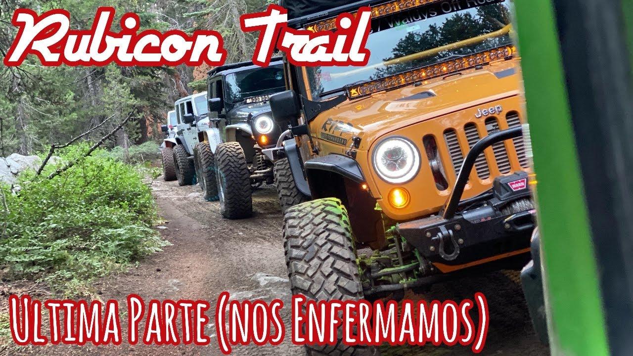 Rubicon Trail-3era Parte(ultima) by Waldys Off Road