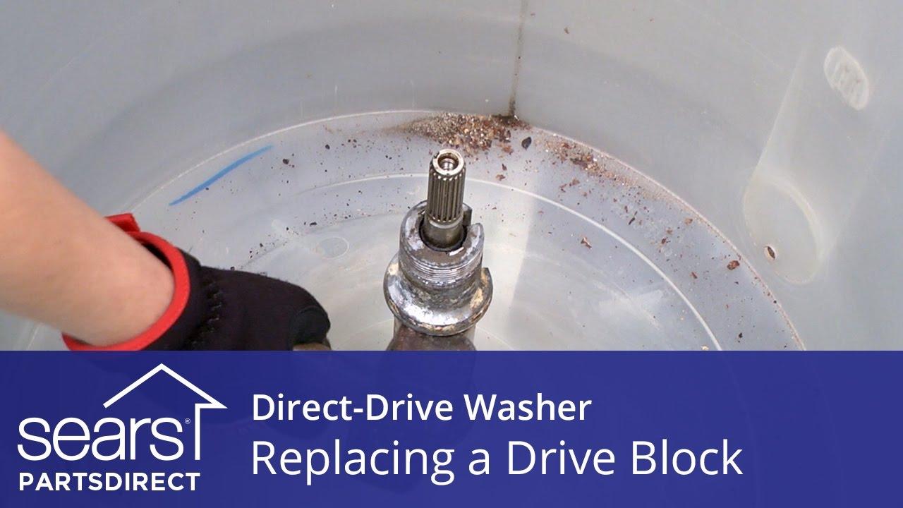 Drive Block Whirlpool W10324651