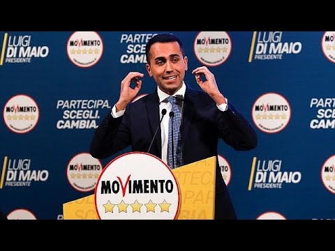 Could the rise of the Five Star Movement make Luigi di Maio Italy's youngest PM?