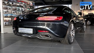 2015 Mercedes-AMG GT S (510hp) - Cold-start SOUND (1080p)
