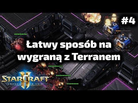 Prosta metoda na wygraną z Terranem - Zerg poradnik - Ravager rush ZvT #4