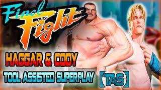 [TAS] Arcade - Final Fight (World)  by CReTiNo in 15:45.4