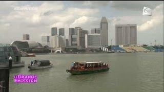 Voyage: direction Singapour