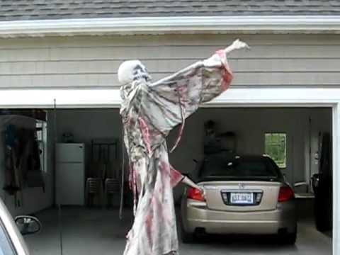 The Ultimate Halloween Costume - REX MORTIS!!!