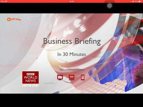BBC World News - The Briefing - Countdown, Headlines, Intro (20/04/2018, 06:00 BST / 12:00 VN)