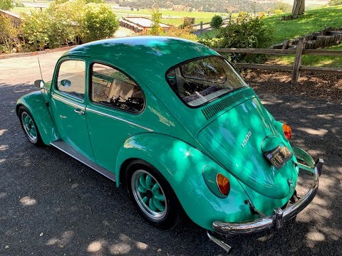 1966 Customized VW Beetle For Sale CA