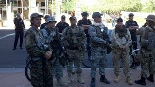 Is it time for an Occupy militia?