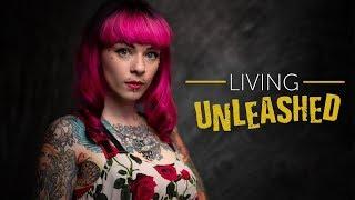 Living Unleashed - Bombshell Tattoo Artist Keira Kecheever