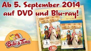 ALLE Songs aus dem Kinofilm Bibi & Tina Jetzt in echt! (Hörproben) - nur hier