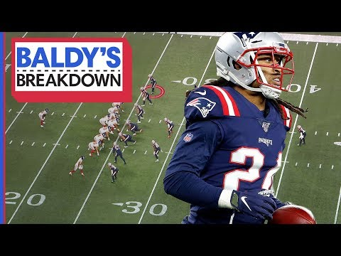 [Youtube] Breaking Down Why Stephon Gilmore Is The Best Corner In The NFL Since Revis | Baldy's Breakdown