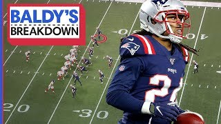 Breaking Down Why Stephon Gilmore Is The Best Corner In The NFL Since Revis | Baldy's Breakdown