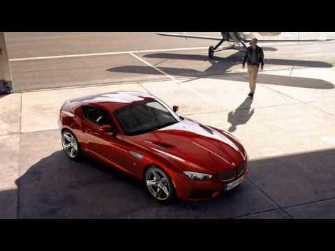 2012 BMW Zagato Coupe Concept - Z4 tuned @ Concorso d\'Eleganza Villa ...