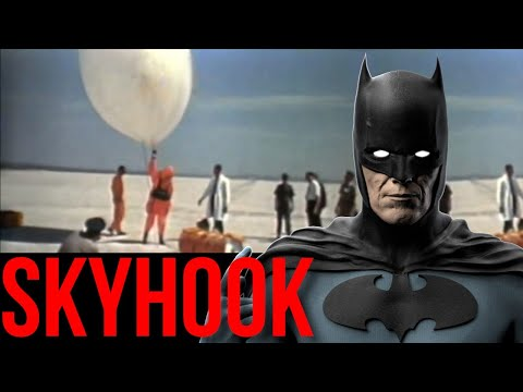 Skyhook Stock Footage  - The Film Gate