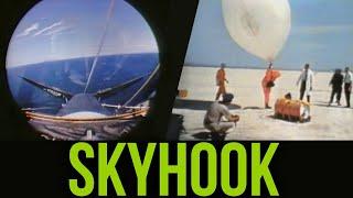 Skyhook Stock Footage  - The Film Gate