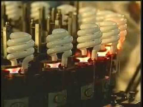 CFL MANUFACTURING PROCESS