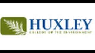 """Environmental Concerns and the Political Process"" - Huxley Speaker Series 10/5/12"