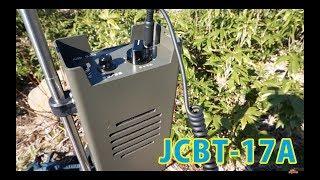 市民ラジオ新機種 サイエンテックスJCBT-17Aを初めて登山運用で使った感想