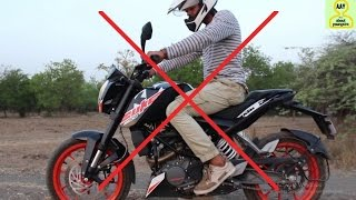 5 reason why not to buy ktm duke 200 bs4 2017