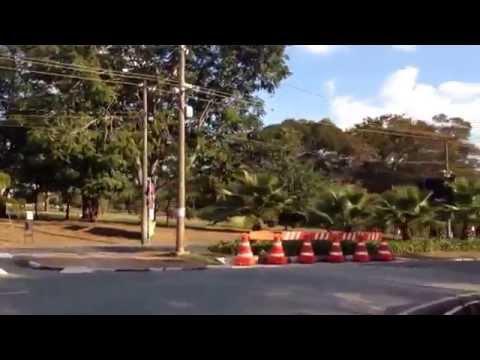 Um passeio pela Unicamp-Universidade Estadual de Campinas
