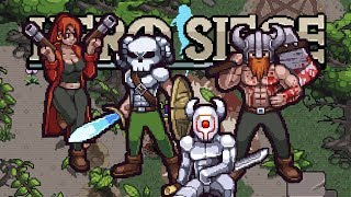 Кооперативное начало // Hero Siege #2
