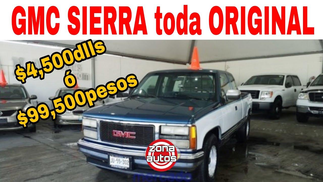 GMC SIERRA y otras camionetas en venta DONDE ES trucks for sale mercado chevrolet libre