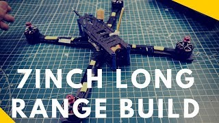 How to Build A Long Range FPV Quadcopter // Emax Lite, Emax Magnum, iFlight XL7