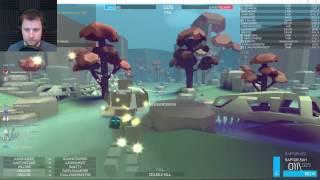 Roblox Livestream! 2/12/17 Polyguns (Devait redémarrer le flux)
