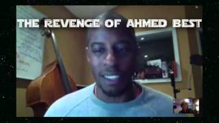 Darth Jar Jar  Ahmed Best evil voice overs