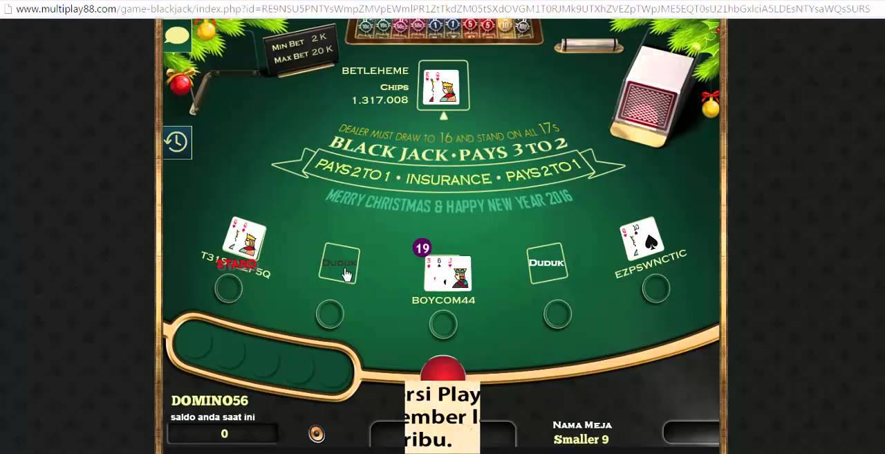 Panduan Bermain Blackjack Bersama Okedomino Agen Poker Online Indonesia