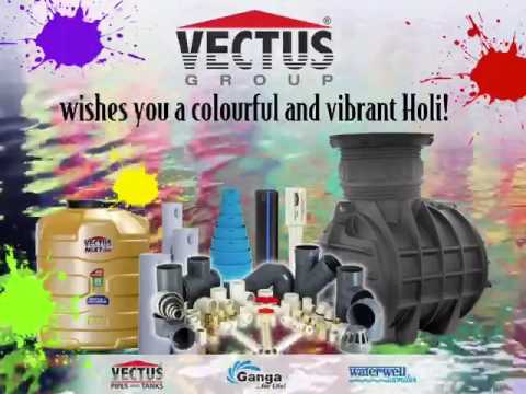 Holi wishes from Vectus Group!