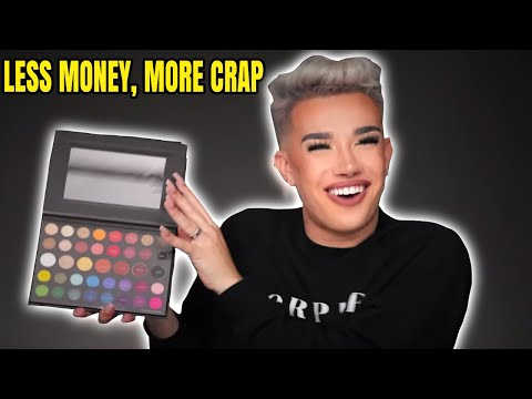 james charles and morphe just want your MONEY! thumbnail