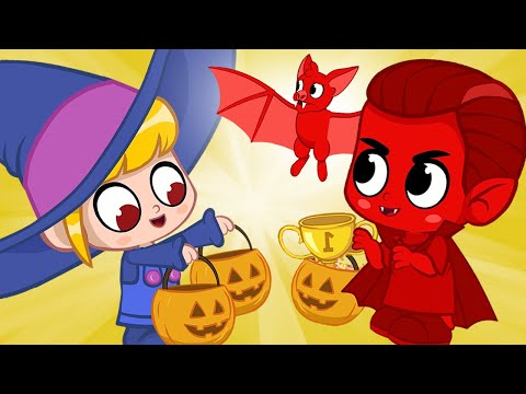 My Magic Pet Morphle - HALLOWEEN Vampire Morphle | Full Episodes | Funny Cartoons for Kids | Moonbug
