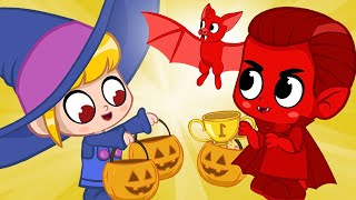 Download My Magic Pet Morphle - HALLOWEEN Vampire Morphle | Full Episodes | Funny Cartoons for Kids | Moonbug Mp3 and Videos