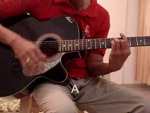 My Name Is Khan - Noor e Khuda - Guitar Chords