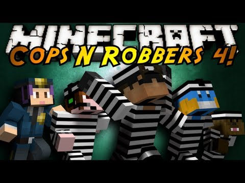 minecraft-mini-game-:-cops-n-robbers-4!