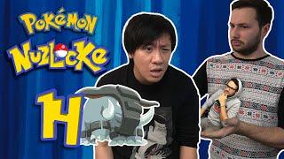 Pokémon für Dummis    Pokémon Nuzlocke Challenge #14 mit Markus & Viet