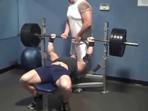 How to Bench Press: 405lbs for Reps (Nothing is Impossible)