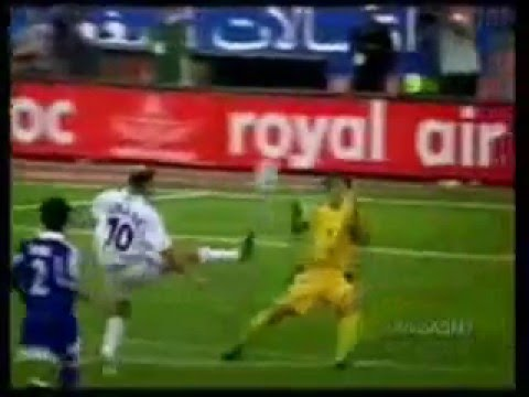 Đẳng cấp của Zinadine Zidane