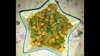 Kaddu Ka Salan Chickpeas l How to Make Lauki Ki Sabzi l Bottle Gourd l Recipe By Norien Nasri