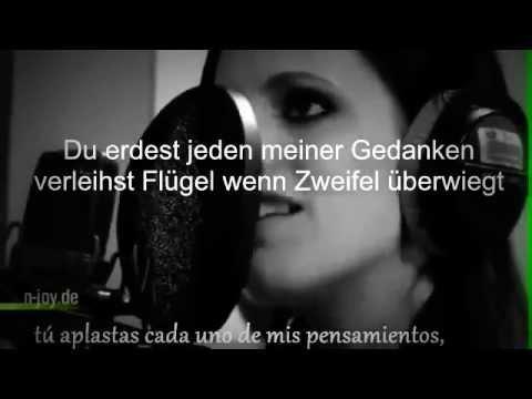 JA, Silbermond (subtitulado alemán y español)