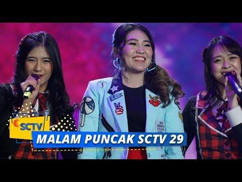 Malam Puncak SCTV 29 | EA!!! Kolaborasi Mantul JKT48 dan Via Vallen