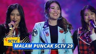 Malam Puncak SCTV 29 EA Kolaborasi Mantul JKT48 dan Via Vallen MP3