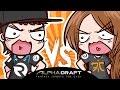 ORIGEN vs FNATIC | Forma tu equipo perfecto y gana RP #OGvsFNC | AlphaDraft