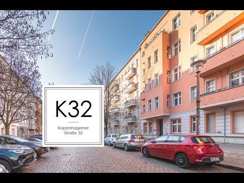 K32 - Berlin - Altbau-Wohnungen zum Verkauf in Prenzlauer Berg